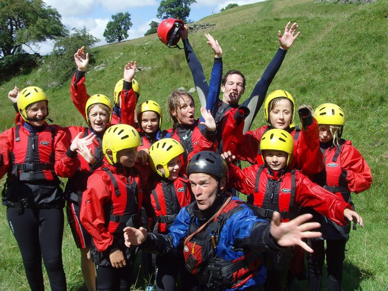 A group after water activity
